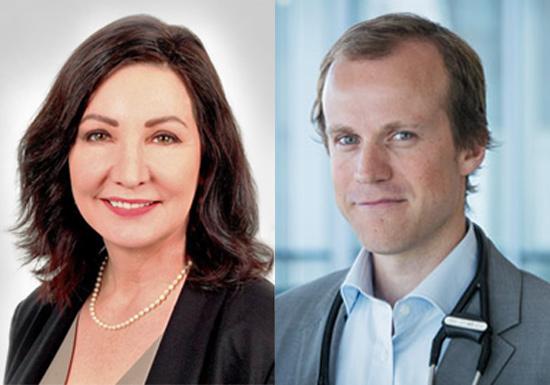 Cheryl Wellington & Haakon Nygaard